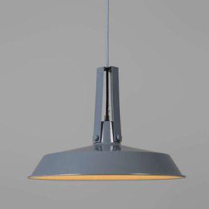 Hanglamp- iving 40cm grijs