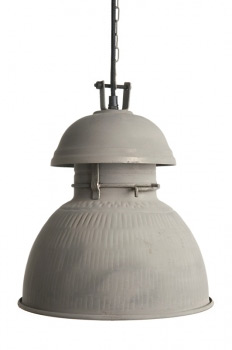industriele lamp grijs mat hk living grijs