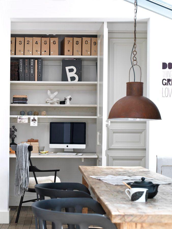 kantoor industriele lamp 2