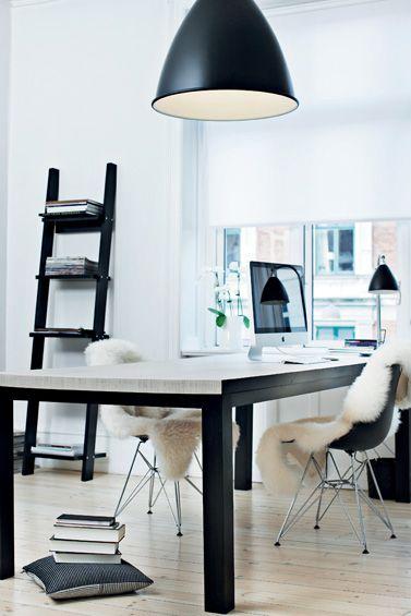 kantoor industriele lamp 1