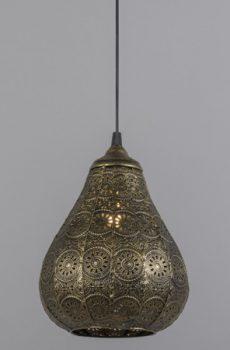 billa goud oosterse lamp